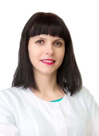 Хребтова Марина Викторовна